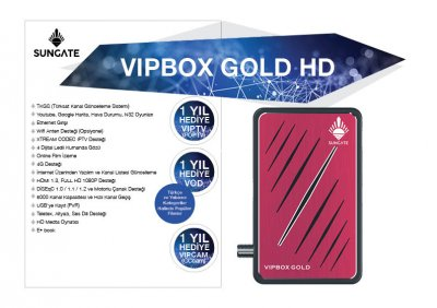 VIPBOX GOLD HD