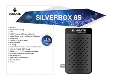 SILVERBOX 8S